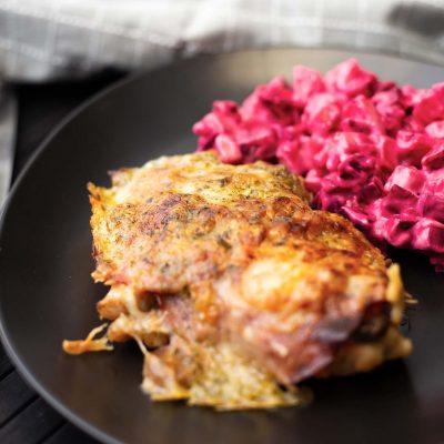 Magyaróvári csirkemell recept
